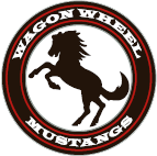 Wagon Wheel Logo